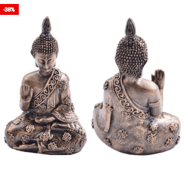 Buddha Garden Statue For Home Garden Décor